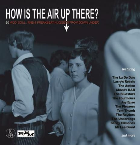 V.A. / HOW IS THE AIR UP THERE? (3CD)